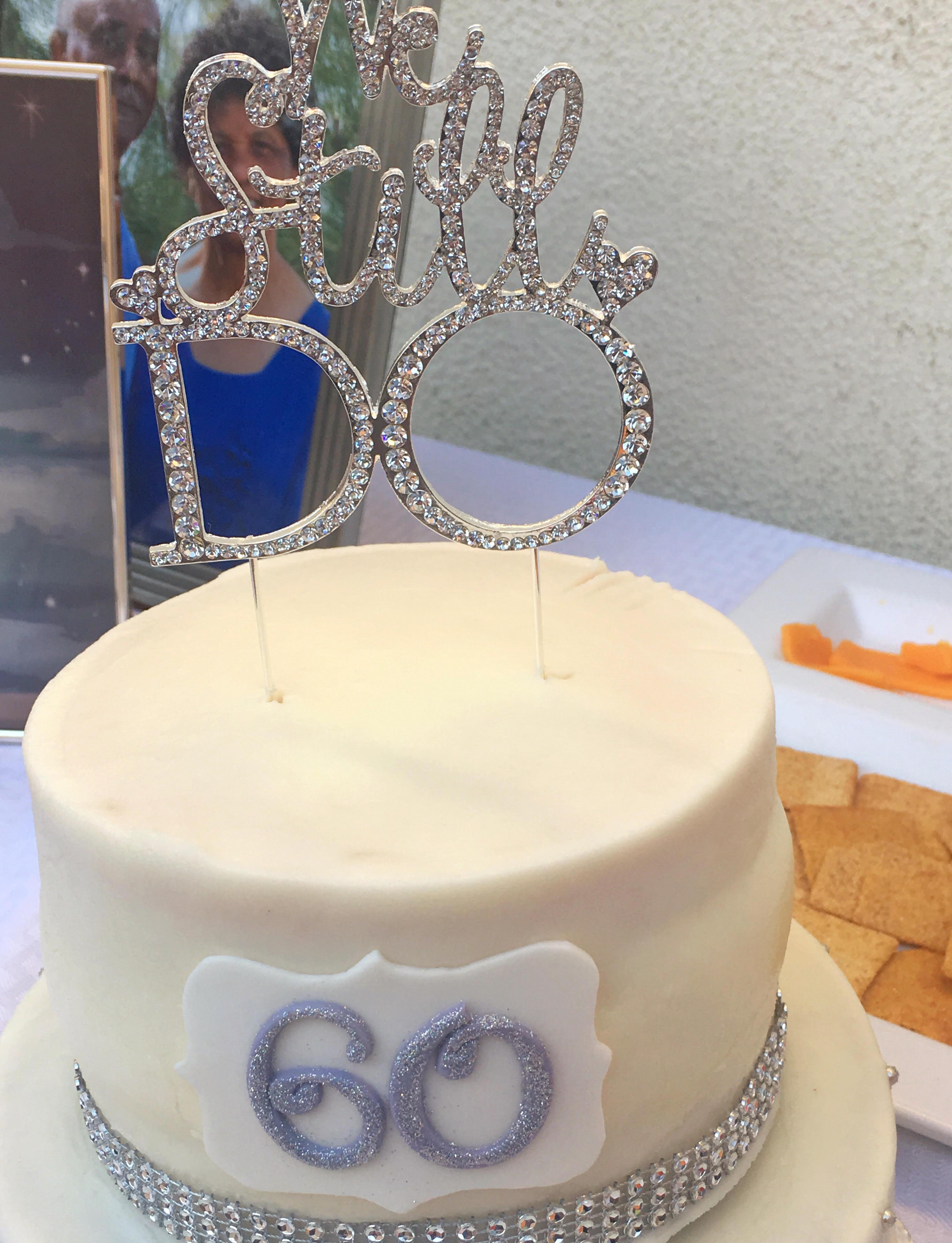 Anniversary Dinner Cake