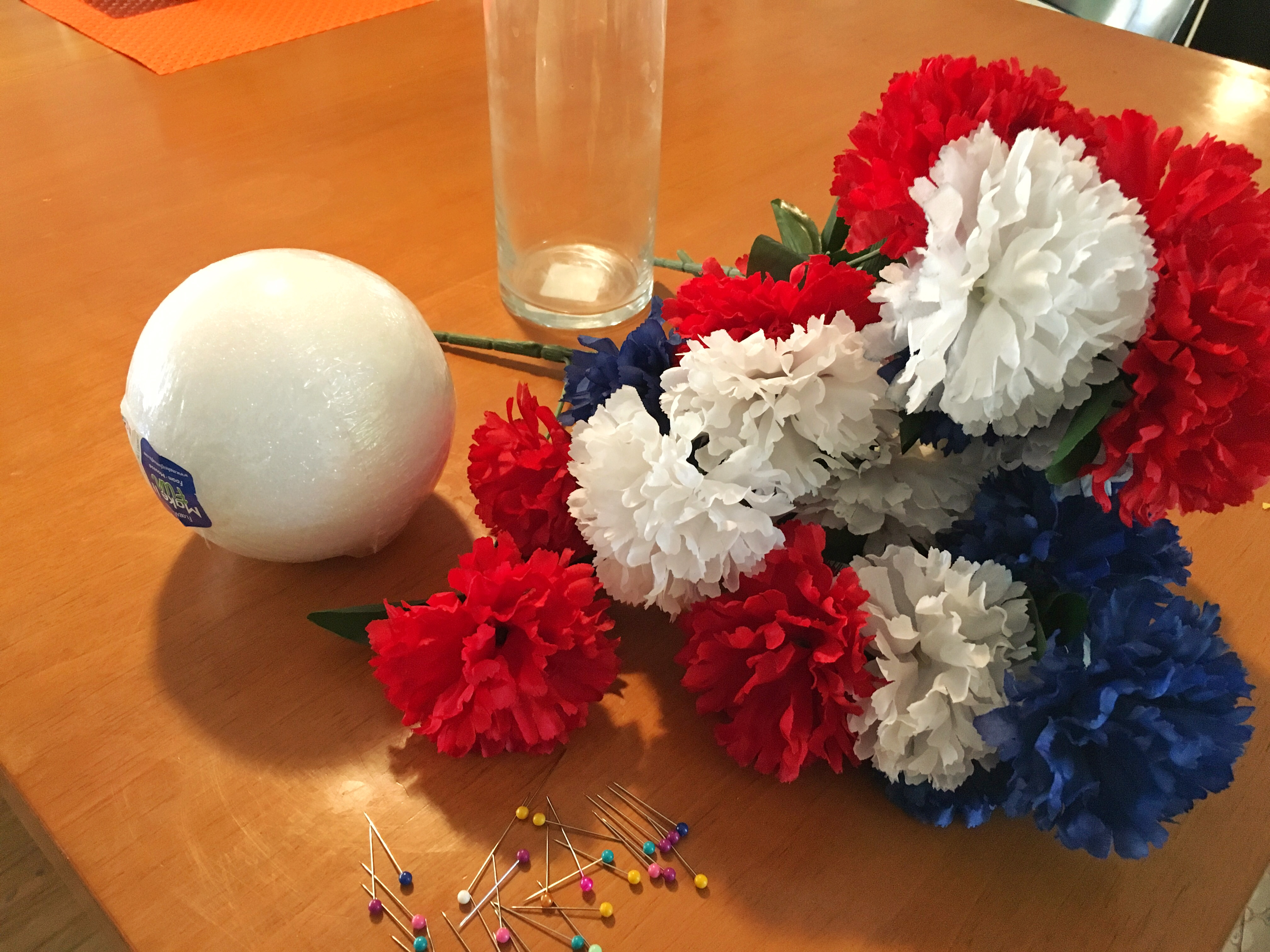 Artificial Flower Centerpieces - Sweet Ds Creations