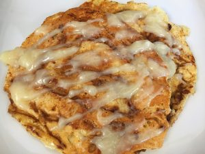 Cinnamon Roll Pancake Picture