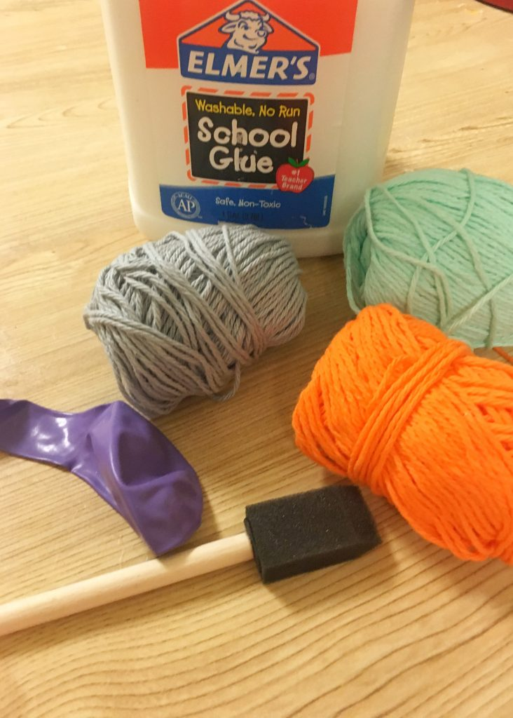 Yarn Ball Supplies