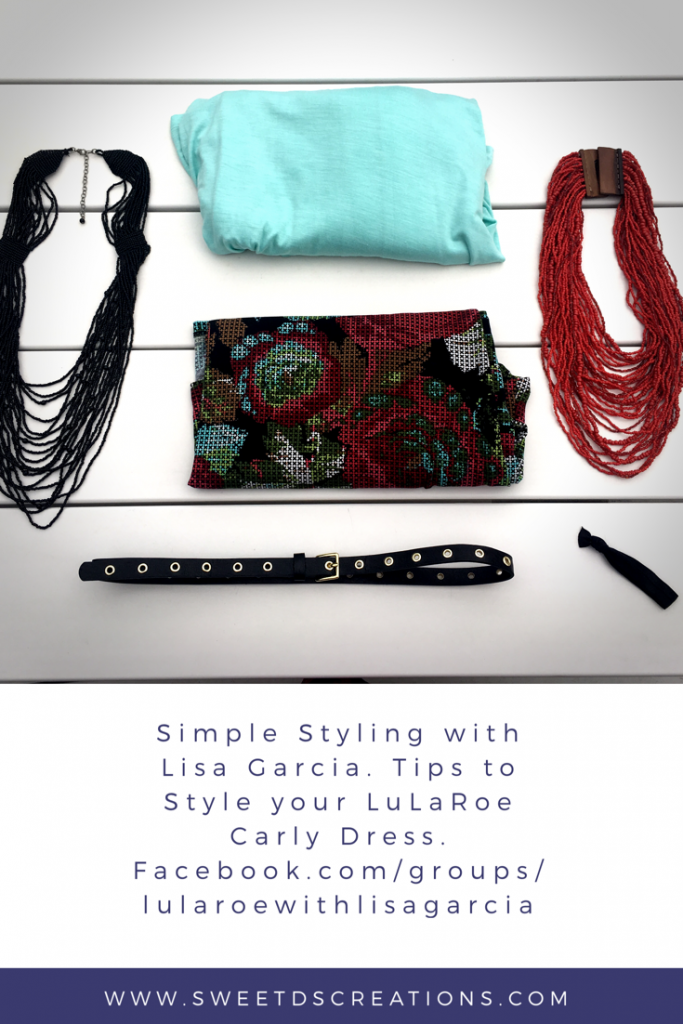 LulaRoe Carly Styling