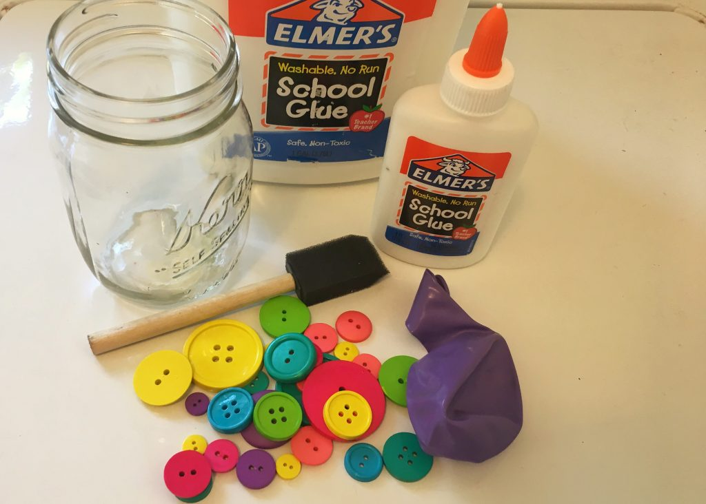 Button Bowl Supplies