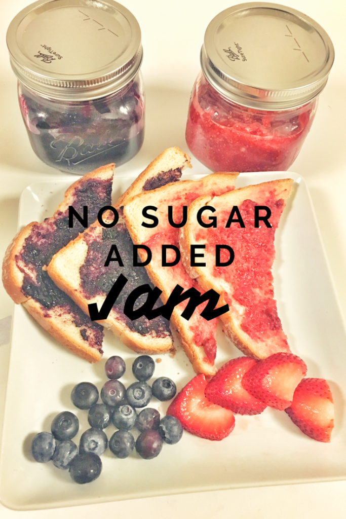No Sugar Added Jam