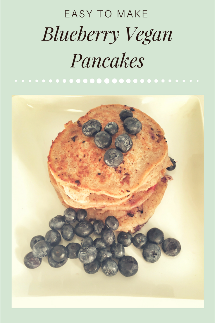 Delicious vegan blueberry pancakes sweet ds creations vegan blueberry pancakes ccuart Images